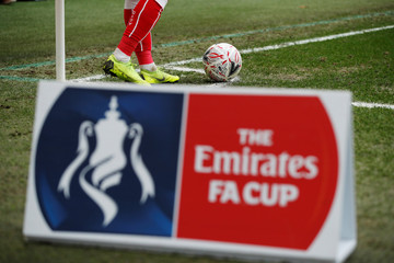 FA Cup Fifth Round - Bristol City v Wolverhampton Wanderers