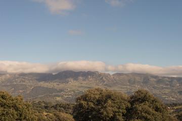 Sierra de los Alcornocales Natural Park