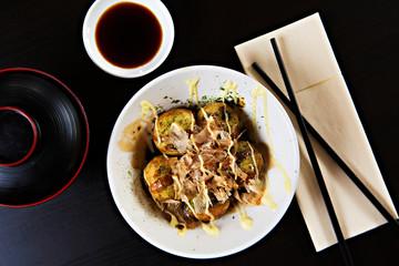 sushi, chinese food menu, food plates