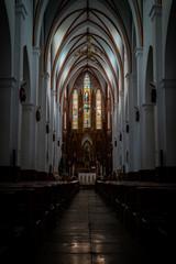 ベトナム・ハノイ・聖ヨセフ大聖堂