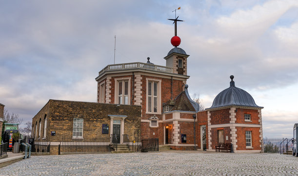 The Royal Observatory, Greenwich, London, United Kingdom.