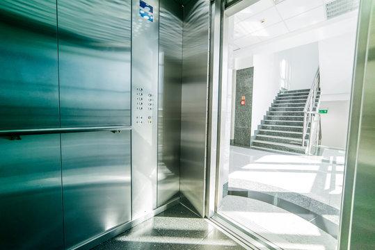 elevator - interior