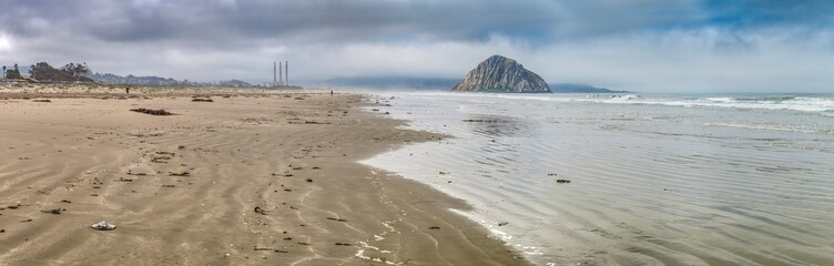 Pacific Coast Highway (Highway 1), Big Sur, Morro, Cambria, Elephant Seals, California