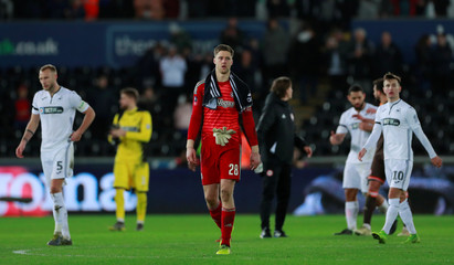 FA Cup Fifth Round - Swansea City v Brentford