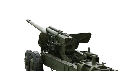 Soviet Old Cannon