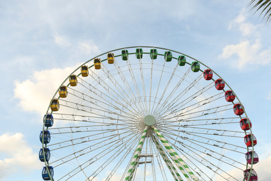 Ferris Wheel at the fair