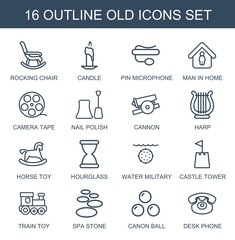 old icons