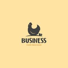 Fresh Eggs Logo