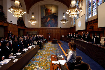 Final hearing in the Kulbhushan Jadhav case at the International Court of Justice in the Hague