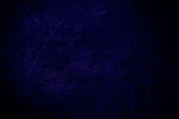 Dark blue wall background or texture