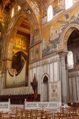 Cattedrale di Monreale, Monreale, Palermo, Sicilia, Italia