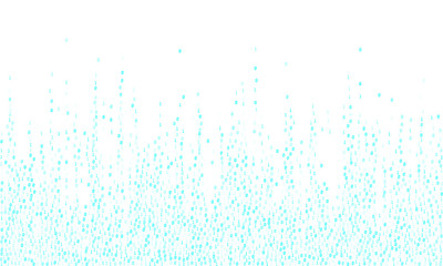 Binary code cyber monday sale background.