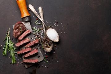 Top blade or denver steak