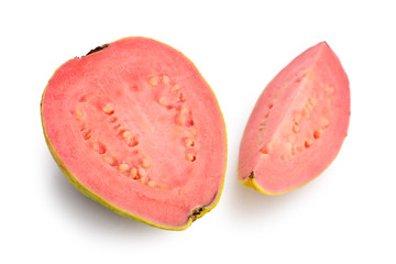 Wall Mural - Guava fruit  isolated