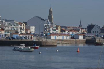 Saint-Gilles Croix de Vie, Vendée, France