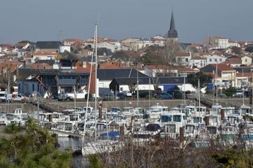 St-Gilles, Vendée, France