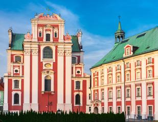 Poznań Urząd miasta Polska Poland Polen town hall