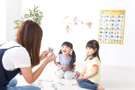 子供の英語教室