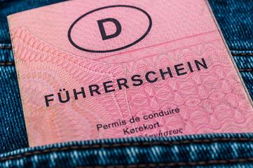 Führerschein Deutschland