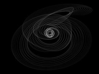 big bang or black hole