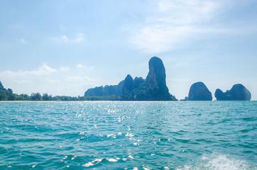 isole nell'oceano thailandia provincia di krabi