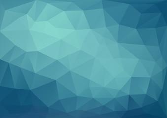 Blue Pattern geometric