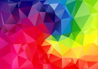 Colorful Pattern Geometric02