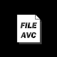 AVC icon flat