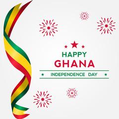 d613ada1fb1 Ghana Independence Day Vector Design