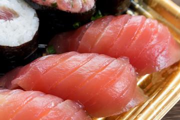 まぐろの寿司