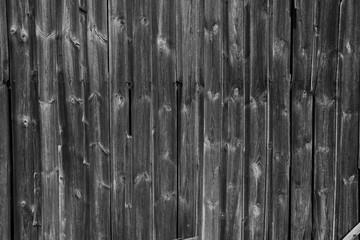 alte Holzbretter monochrom