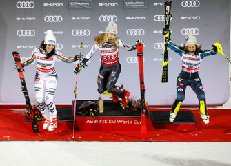 Alpine Skiing - FIS Ski World Cup - Women's Parallel Slalom City Event