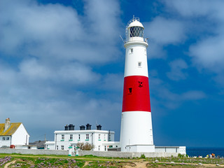 Portland Bill Lighthouse Dorset England UK