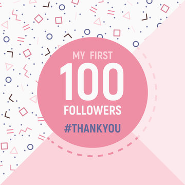 Thanks for following. Social network banner template design.