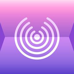 wifi icon / logo