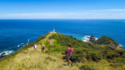 Cape Reinga - The top of the North Island in New-Zealand