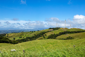 wind park in costa rica