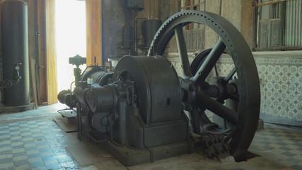 motores diesel Fototapete