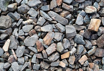 small stones, background