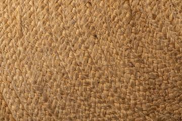 Braided Doormat Detail