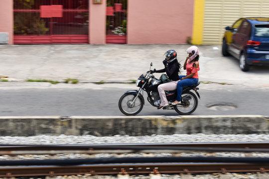 Serviço de transporte depessoas - Mototaxi