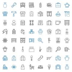 handle icons set