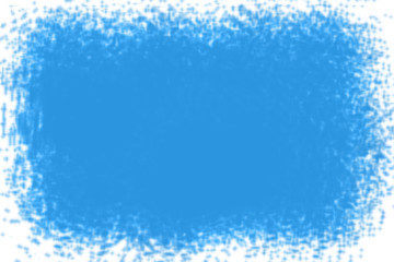 blue watercolor splash background