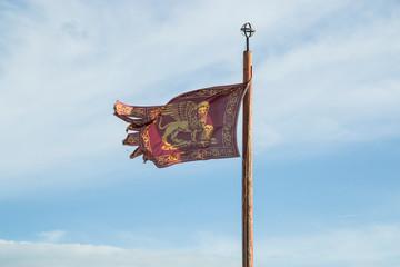Bandiera con il leone di San Marco, Venezia