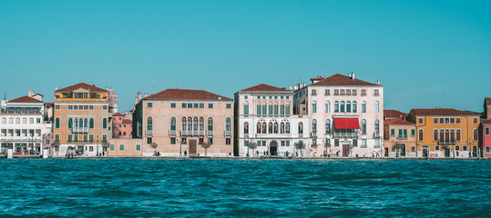 Famous buildings of Venice
