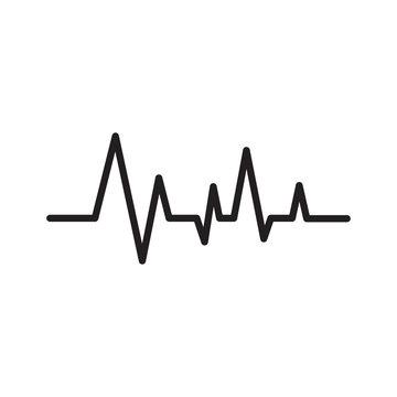 Life Line Vector Illustration