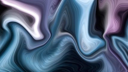luxury purple and blue liquid colors background