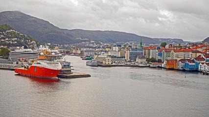 Bergen Norway Norwegen