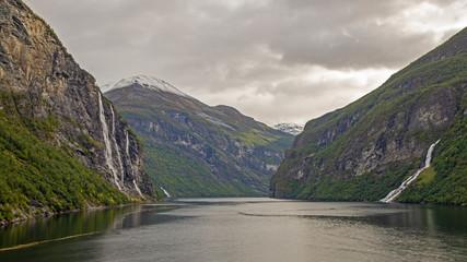 Geirangerfjord Panorama