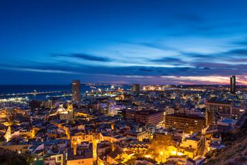 Alicante Hiszpania Spain Costa Blanca